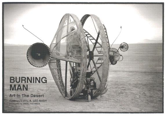 Burning Man By Nash, A. Leo (PHT)/ Pinchbeck, Daniel (INT)